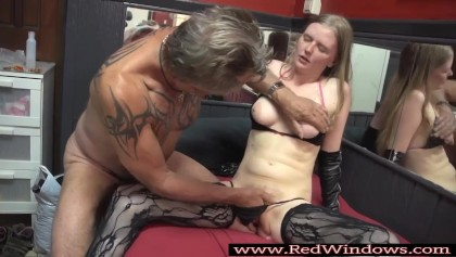 mamas ass pounded